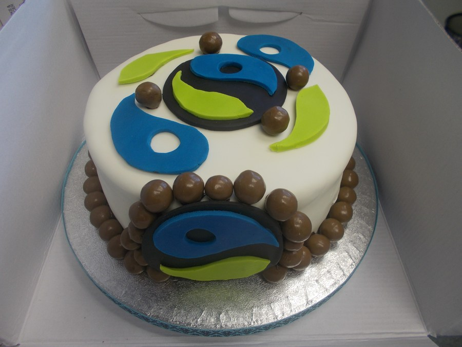 Fairtrade Cake courtesy of Clavering Primary School