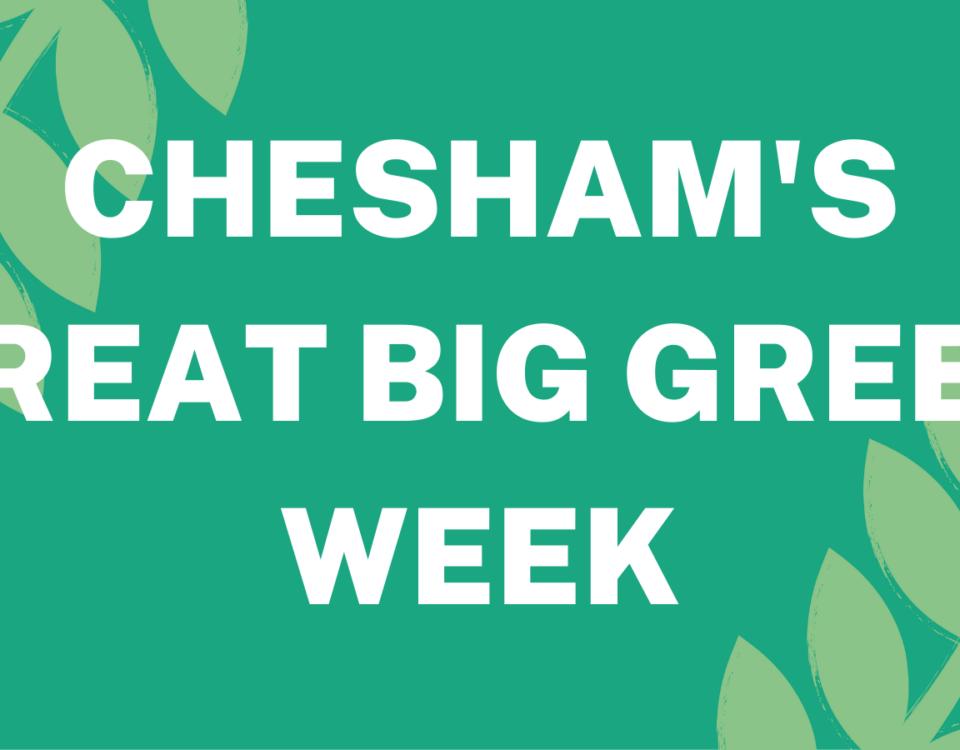 Chesham's Great Big Green Week